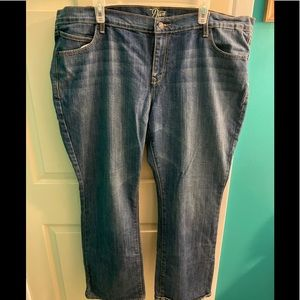 Old Navy Diva fit jeans- size 20